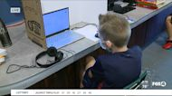 Study hall program offers safe spot for kids to learn