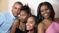 Michelle Obama Shared a New Family Photo for Barack Obama's 60th Birthday