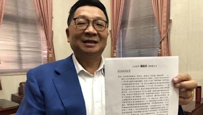 盼高鐵宜蘭站早日定案 陳歐珀提案獲跨黨派立委支持