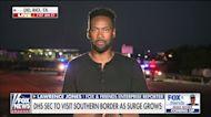 Lawrence Jones: Kamala Harris flipping coins at football games as border crisis intensifies