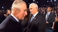 White House Denies Vice President Pence Was Snubbed by Prince Charles at World Holocaust Forum