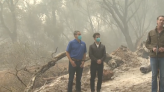 ... Newsom's Multimillion Dollar Winery As Winds Whip Up; Property Now Surrounded By Multiple Blazes – Updated