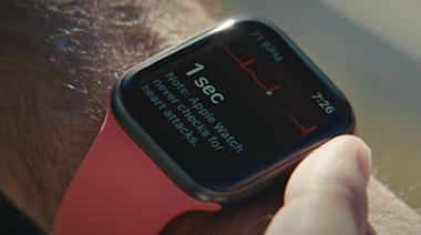 蘋果Apple Watch升級!將陸續推出體溫、血糖測量功能