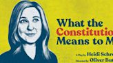 Tickets to Go On Sale for WHAT THE CONSTITUTION MEANS TO ME at Detroit's Fisher Theatre