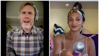 Alesha Dixon joins Gary Barlow for live Crooner Sessions duet on Instagram