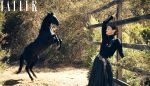 Young Guns, and Older Ones, Too: A Look at Tatler's September Issue