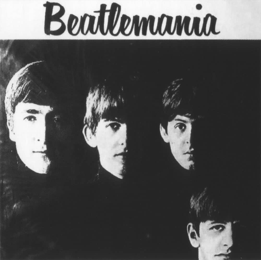 Beatlemania album artwork – Brazil | The Beatles Bible
