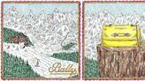 邀英國插畫家繪製精品 BALLY結合星座獻上新年好運