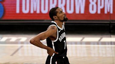 創紀錄得分卻輸球 Durant:我XX的腳踩線