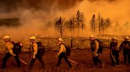As Wildfires Worsen, California Firefighting Resources May Come Up Dry