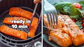 34 Air Fryer Seafood & Fish Recipes That Are Actually Easy To Prep And Clean Up