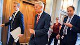 Senators scramble to save infrastructure deal