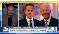 Bongino blasts Hunter Biden's art sales: He's the MVP of grifting