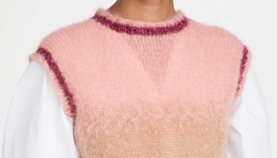 Sweater vests are cool again: Shop 15 sweater vests Harry Styles would approve of