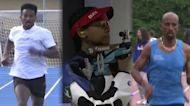 The Eritrean refugees with Olympic goals