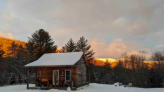 12 wishlisted Airbnb cabins across New England this season