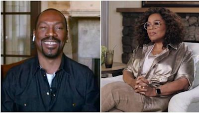 Eddie Murphy tells Oprah he's 'most comfortable I've ever been' at age 60