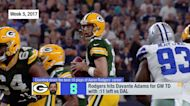 Counting down the best 10 plays of Aaron Rodgers' career 'GMFB'