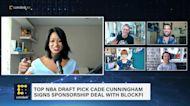Top NBA Draft Pick Cade Cunningham Signs Sponsorship Deal With BlockFi