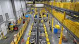 At Amazon warehouses in Las Vegas, every delivery detail accounted for