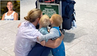 British Rower Helen Glover Receives the Most Adorable Welcome Home from Her 3 Kids After Tokyo Games