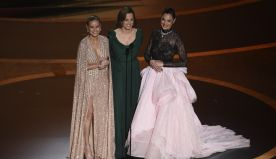 The Latest: 'Parasite' wins best picture Academy Award