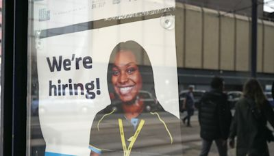 FTSE slips as record UK job vacancies risks recovery