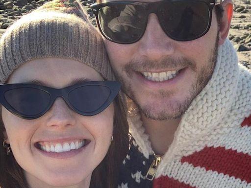 Chris Pratt and Katherine Schwarzenegger take daughter Lyla on 1st beach outing