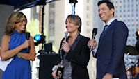 Keith Urban talks about returning to touring, Nicole Kidman and more