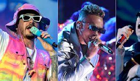 Reggaeton redemption: Balvin, Bunny top Latin Grammy nods