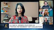 Lil Nas X, Grimes Featured in TikTok NFT Collection