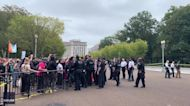 Indigenous Activists Rally Outside White House to Demand Greater Climate Action