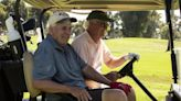 Former San Diego County judge who lost his sight in Vietnam War stays grounded with golf