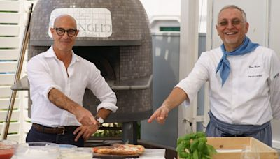Stanley Tucci: 'Of all the meals I've had, I always return to a spaghetti carbonara I ate in Rome'