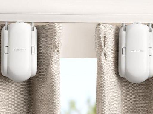 香港罕見真心用到:SwitchBot Curtain 就是窗簾機器人 | 香港 |