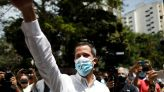 Venezuela's Guaido backs easing U.S. sanctions as incentive for elections