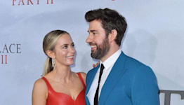 Emily Blunt reveals the meal that made John Krasinski fall in love with her