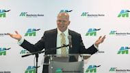 Raw: Spirit Airlines executive announces partnership with Manchester-Boston Regional Airport