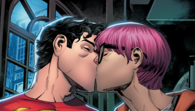 DC fans react to Superman coming out as bisexual: 'Some real important stuff going on in the comics world today'