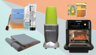Hurry! Today's your last day to save up to 50 percent on NutriBullet, Too Faced, HoMedics and more at QVC