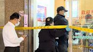 歹徒持長槍搶劫板信銀行 保全遭「擊中膝蓋骨」恐截肢