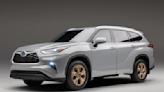 全新 7 人休旅開發中!Toyota 新車問世點曝光