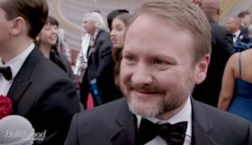 Rian Johnson Talks 'Knives Out' Sequel, Gushes Over 'Parasite' Director Bong Joon Ho | Oscars 2020
