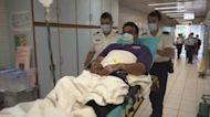 旺角一名巴籍漢遇襲 臀部中兩刀送院