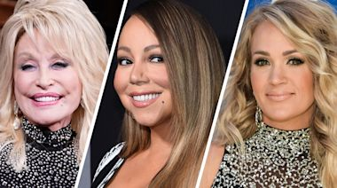 The It List: Carrie Underwood, Mariah Carey, Dolly Parton celebrate with holiday TV specials, David Fincher's 'Mank' debuts, 'Y&R' soap airs 12,000th episode and the best in pop culture the week of...