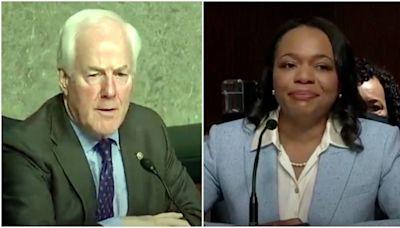 GOP Senator's Gotcha Question Flops After Swift Shutdown From Biden Nominee