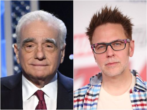 Martin Scorsese fans point out flaw in James Gunn's comments about director's Marvel views