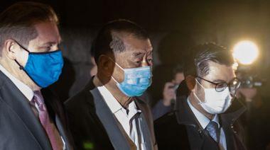 中國打壓異見之際 黎智英的《蘋果日報》結束運營
