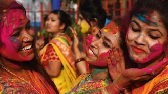 Holi 2019: When is the Indian Festival of Colours and how is it celebrated?