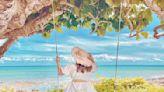 海景樹下鞦韆必拍!餐車露營風造景度假感美照Get